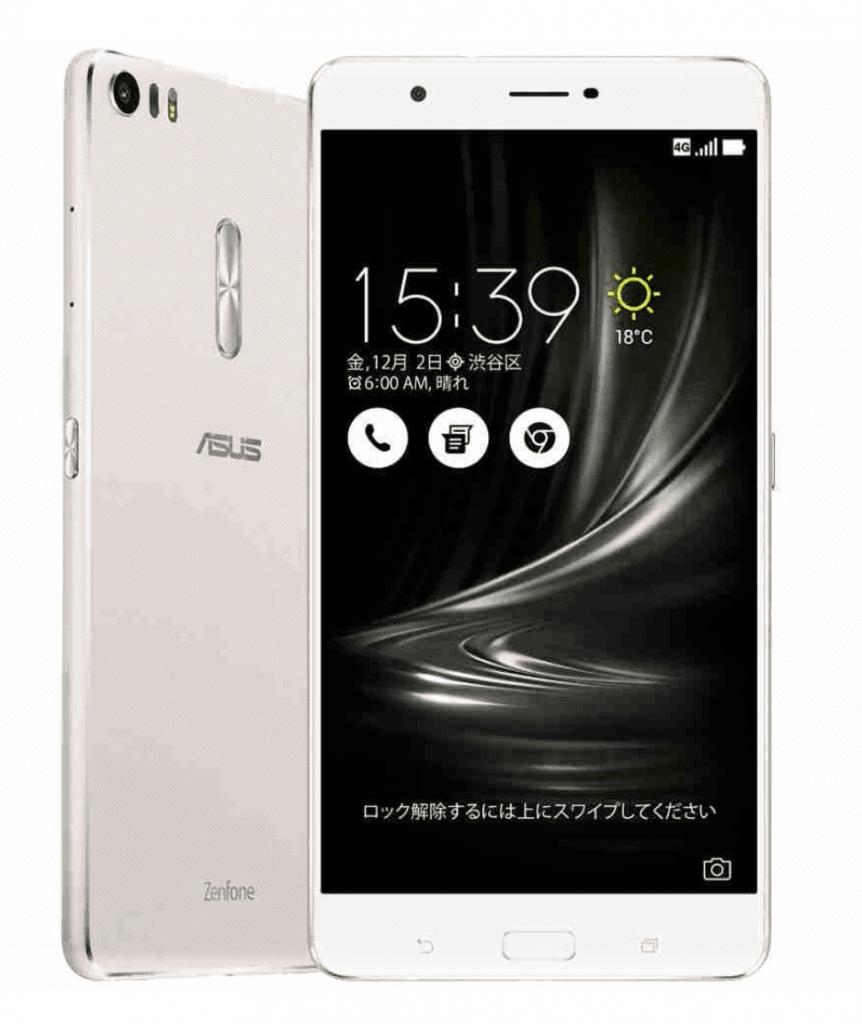 ZenFone 3 Ultra (ZU680KL) ゼンフォン