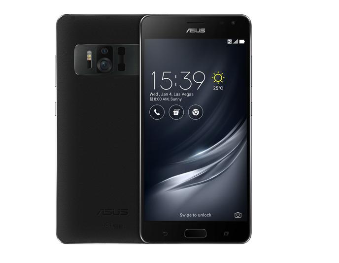 ZenFone 4 Selfie Pro(ZD552KL) ゼンフォン