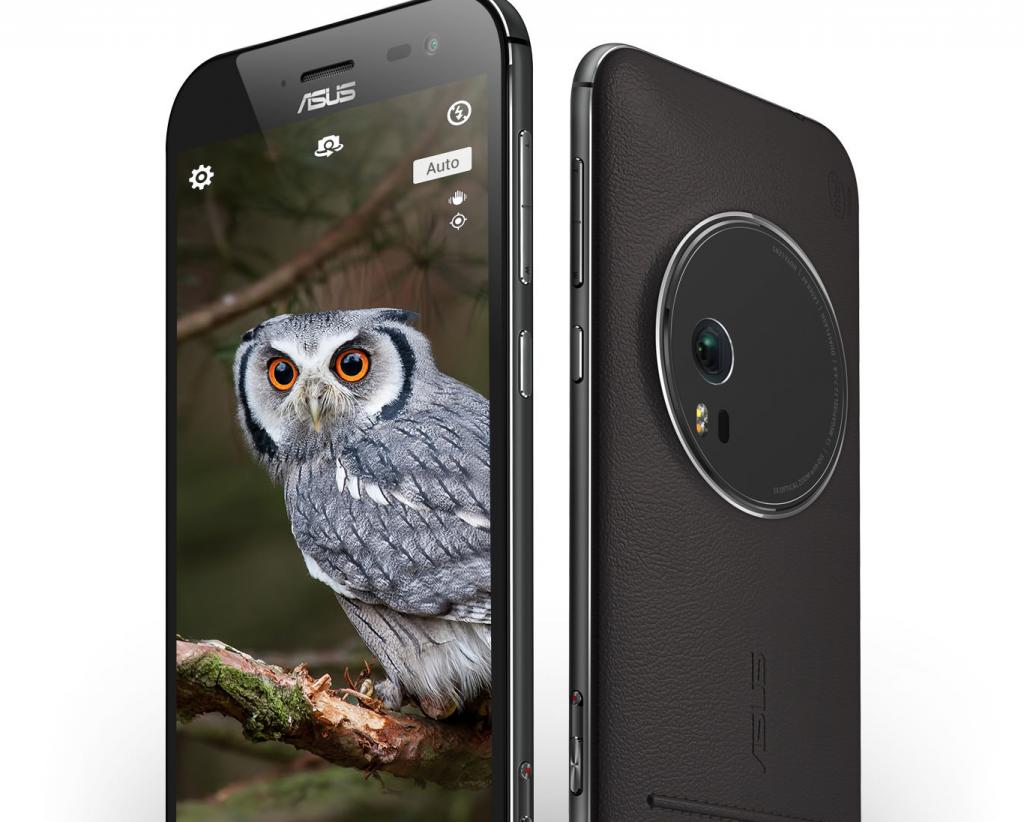 ZenFone Zoom(ZX551ML)