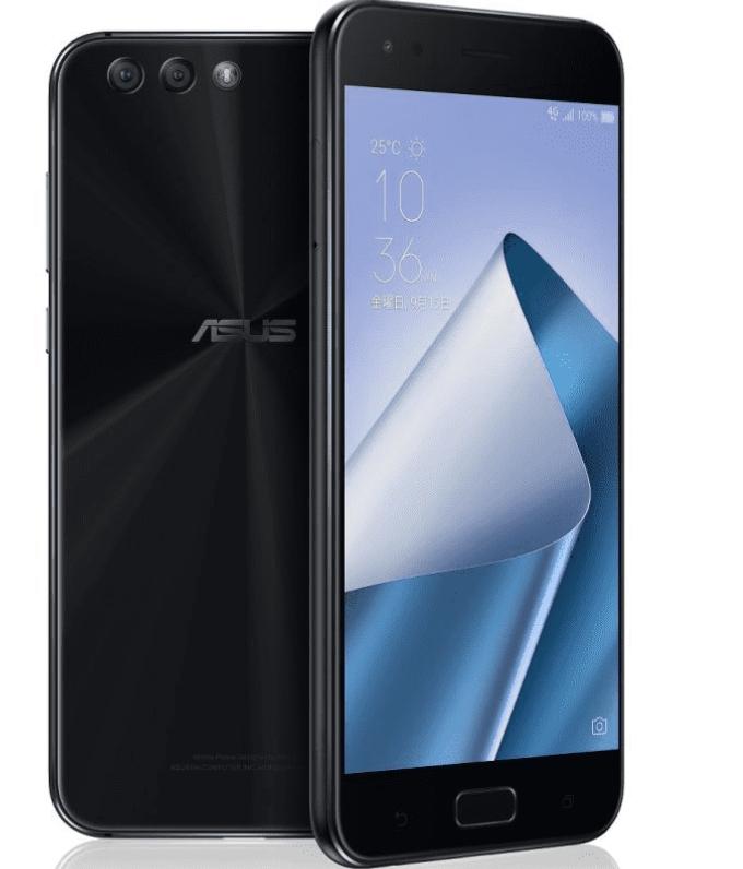 ZenFone 4(ZE554KL) ゼンフォン