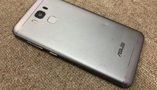 【修理実績】ZenFone5Qバッテリー交換