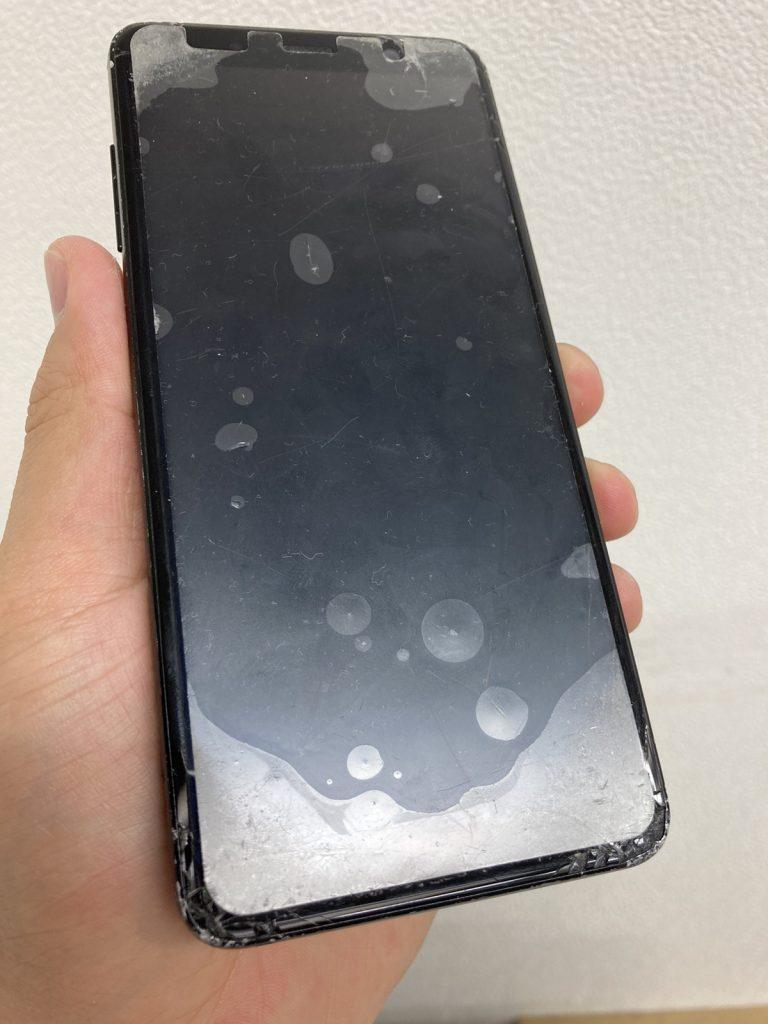 Galaxy Feel 2 画面修理 画面交換 液晶修理 液晶交換 新宿