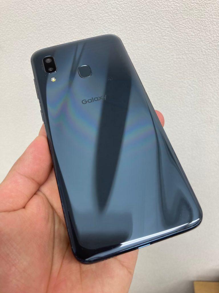 Galaxy A30 バッテリー交換 新宿