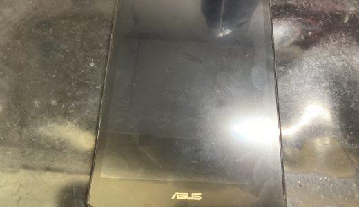 【ASUS ZenPad3 8.0】バッテリー交換修理(八王子店)