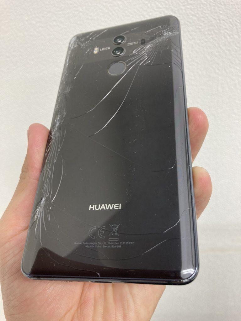 HUAWEI Mate 10 Pro 画面修理 画面割れ 液晶修理 液晶不良 新宿