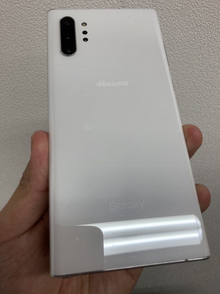Galaxy Note10+ 充電不良 NFCケーブル NFCコイル 修理 新宿