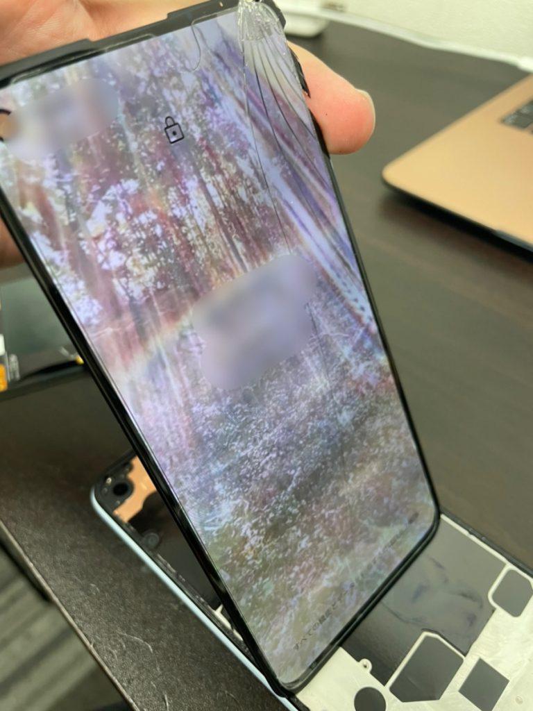 Pixel 4a 画面割れ 画面修理 画面交換 修理 新宿