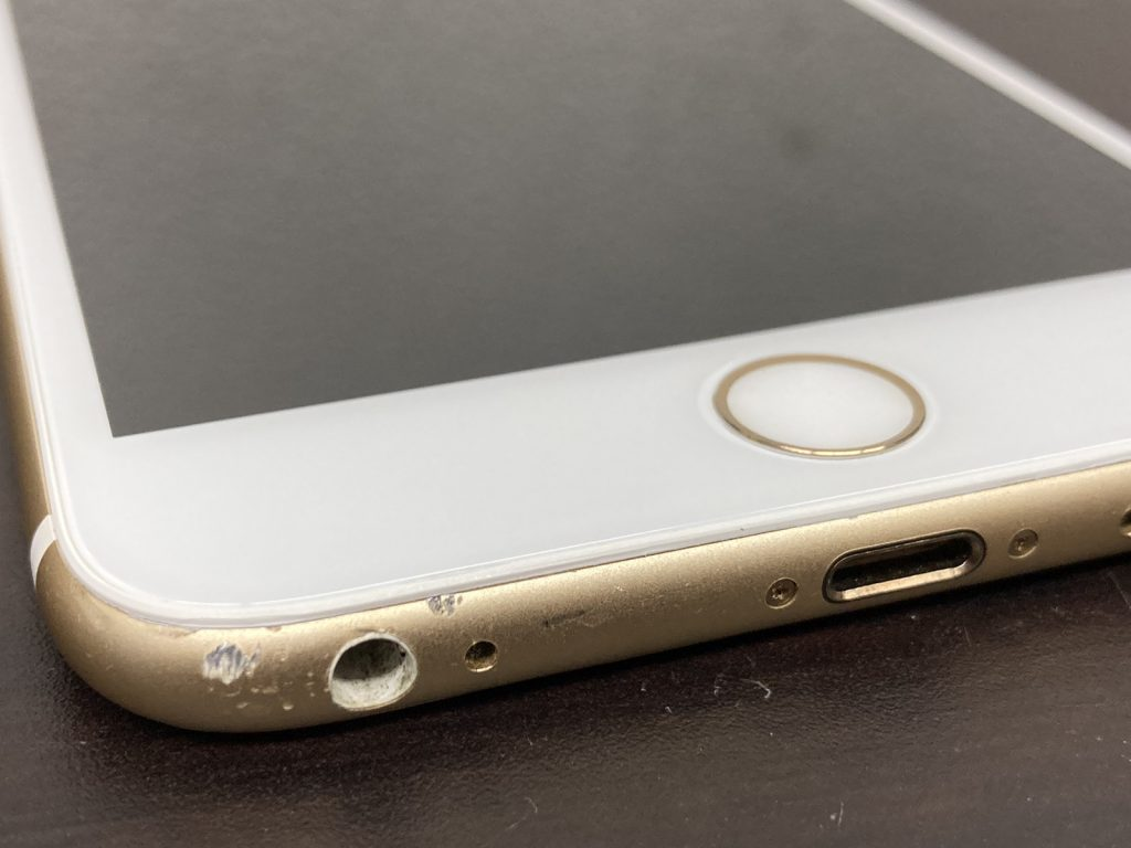 iPhone 6sPlus 画面割れ 修理 新宿