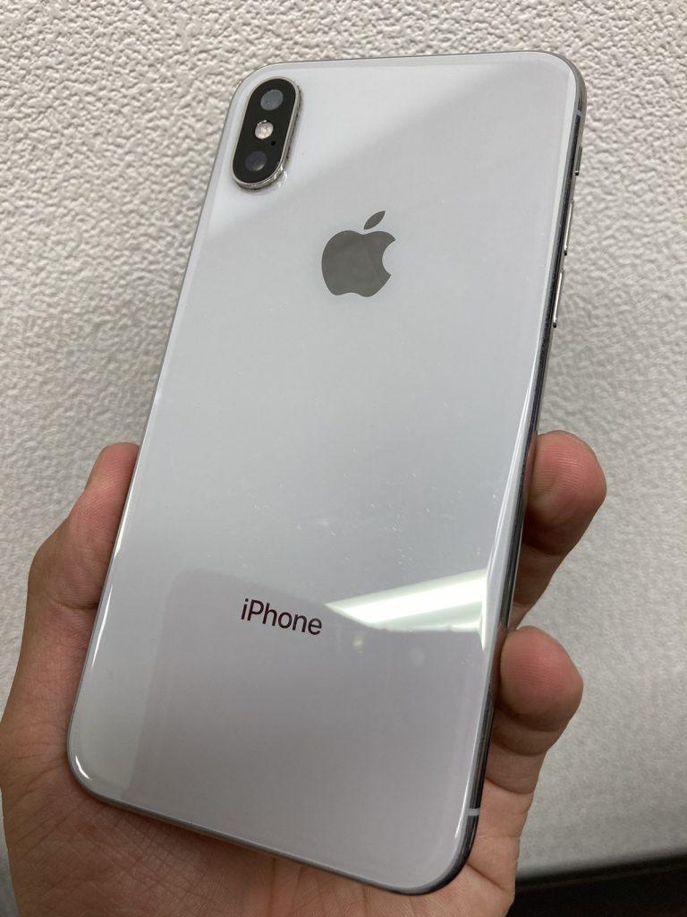 iPhone XS 水没 修理 新宿
