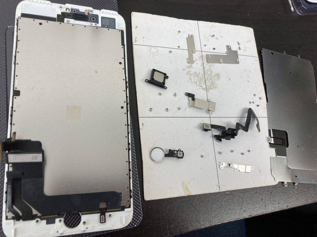 iPhone 7Plus 起動不可 修理