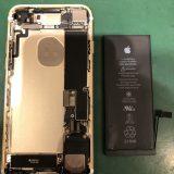 iPhone7 バッテリー交換 COCO蒲田店